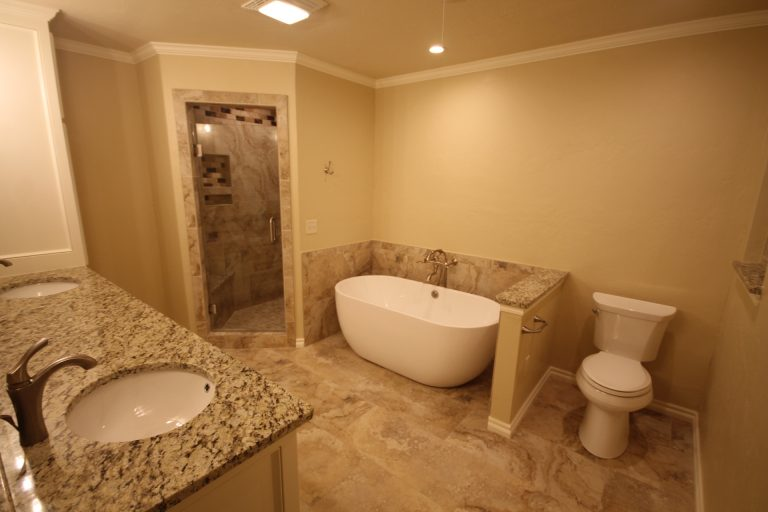 exquisite bathroom remodeling detail